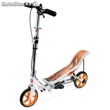 Space Scooter Patinete Space Scooter blanco SPAC189201
