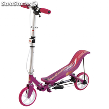 Space Scooter Patinete Space Scooter rosa SPAC189203