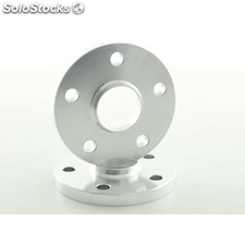 Spacers 40 mm system a fit for skoda superb (typ 3t/typ 3u)