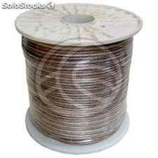 Speaker wire coil Oxygen Free 100 m 0.75 mm (AL21)