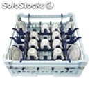 Special dishwasher rack for n. 17 tea cups and saucers - mod. 100160 - rack
