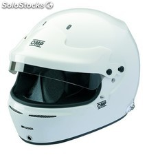 Speed 10 casco omp MY2013 blanco talla xl