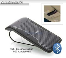 Speed Sound BTU-PR, manos libres Bluetooth multipunto portátil