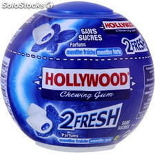 Sphere 40 dragees fresh menthe fraiche/fruit hollywood