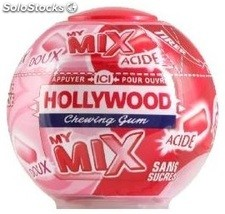 Sphere 40 dragees red mix hollywood