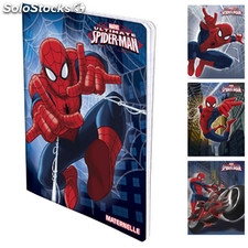 Spiderman cah piq.17X22 32P