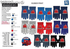 Spiderman guantes