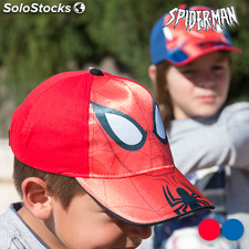 Spiderman Kinder-Kappe