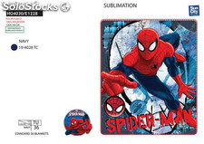 Spiderman Manta polar