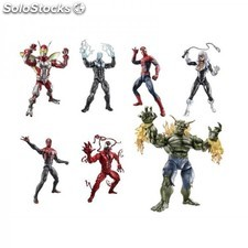 Spiderman. Marvel legends. Figuras variadas