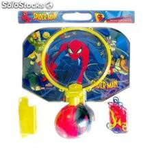 Spiderman Mini-Basket
