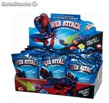 Spiderman Web Attack bustie in display