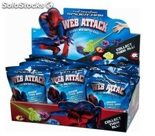 Spiderman Web Attack bustine