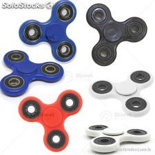 Spinner plástico anti stress
