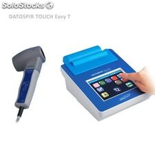 Spirometro con touch screen Datospir Touch Easy. Easy T