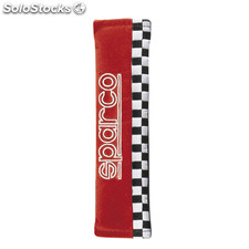 SPORT RED SPARCO PAD