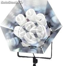 Spotlight 455W continuous with barn hex (EE73)