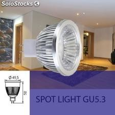 Spotlight led gu5.3 led