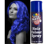 Spray de Pintura para Cabello color Azul 125 ml