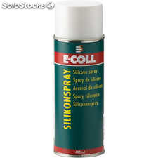 Spray de silicona 400ml E-COLL