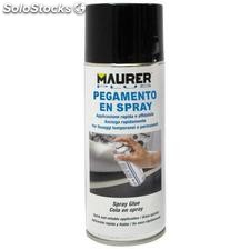 Spray maurer pegamento 400 ml.