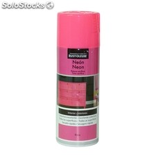 Spray Neon Rust-Oleum 400 mL Rosa