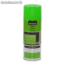 Spray Neon Rust-Oleum 400 mL Verde