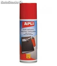 Spray quita adhesivo 200ml apli 11303