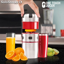 Spremiagrumi Professionale in Acciaio One Touch Juicer