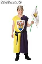 Squire child costume