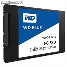 "Ssd 2.5"" 500GB western digital blue SATA3"