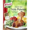 St 30G sauce 3 poivres knorr