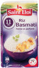 St eloi riz basmati CELLO500G