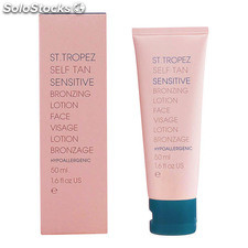 St.tropez - self tan sensitive bronzing face lotion 50 ml