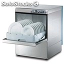 Stainless steel dishwasher - mod. d5037 - single phase supply - clearance max