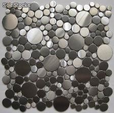 stainless steel tiles- pebble series
