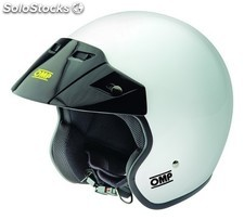 Star casco omp blanco talla xl