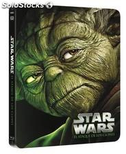 Star wars ii Steelbook/bd fox