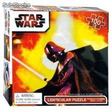 Star Wars lenticulaires Puzzle 48pcs (Assorted)