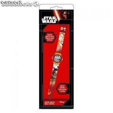 Star Wars SWE70222 Reloj digital BB8