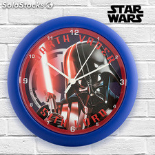 Star Wars Wanduhr