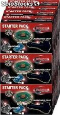 Starter Pack. Pack completo peonza metal fusion Power Energy