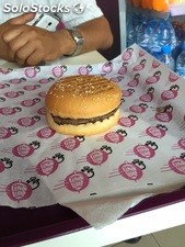 Steack burger