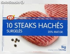 Steak HACHEX10 20%mg ep*
