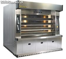 Steam tube deck oven gas, 99 kw