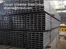 Steel pipe Astm a500 rectangular