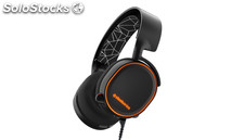SteelSeries Arctis 5 Binaural Head-band Black headset 61443