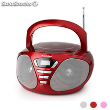 Stereo AudioSonic con Radio e Lettore CD