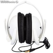 Stereo Headphone Headset For Iphone Ipod MP3 mobile Phones
