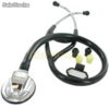 Stéthoscope Cardio Sonic simple pavillon noir Spengler
